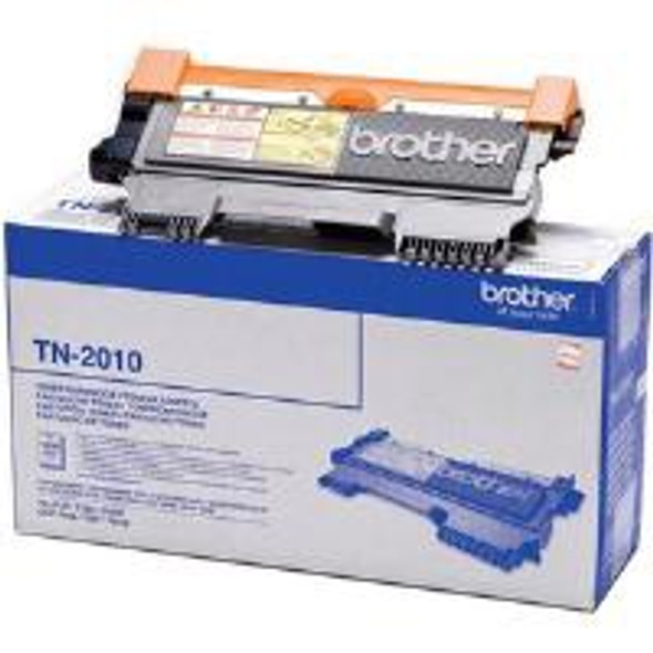 Brother TN-2010 (Yield: 1,000 Pages) Black Toner Cartridg