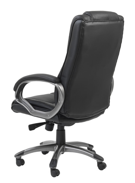 NORTHLAND HIGH BLACK EXECUTIVE CHAIR