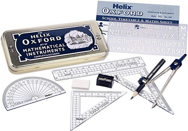 OXFORD MATHS SET