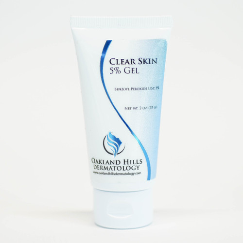 Clear Skin 5% Gel