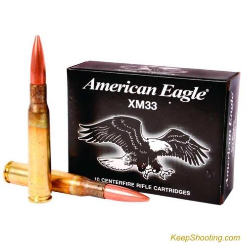 Amer Eagle 50 Bmg 660gr Fmj 10rd/bx