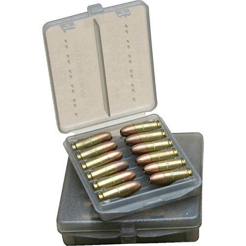 Ammo Wallet Med Hndgn 12rd - Clr Smoke