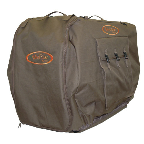 Bedford Brn Uninsulated Kennl Cover L-ex