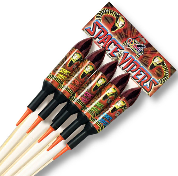 5 Twin Burst Rockets To Rock Your sky!