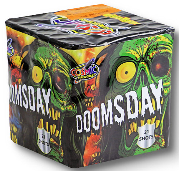 Doomsday - 21 Shot