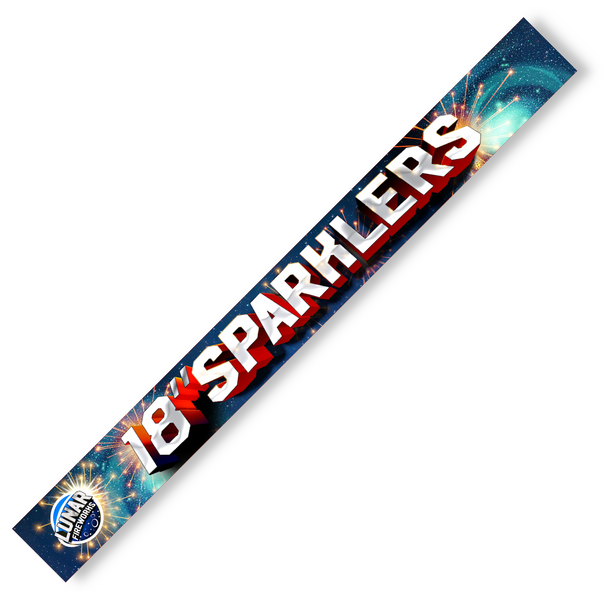 Extra Long Sparklers.