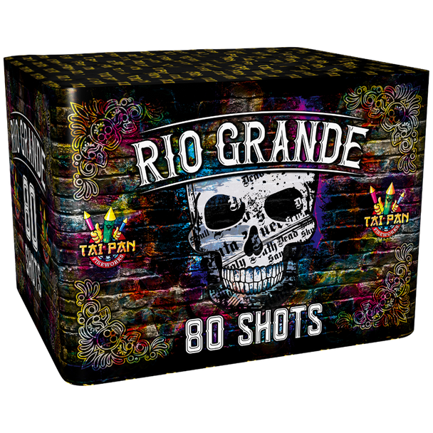 Rio Grande - A fantastic Single Ignition Packed Full Of Impressive Effects
