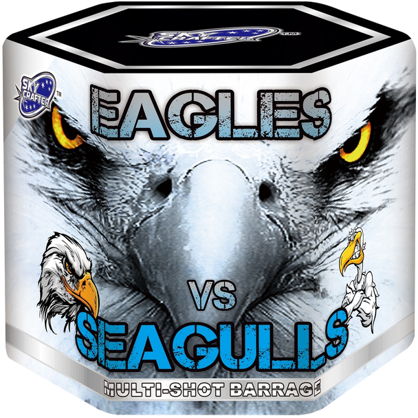 Eagles Vs Seagulls (sold out)