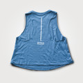 Climb Like A Girl Crop Tank