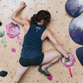 Ombre Climb Like a Girl Tank