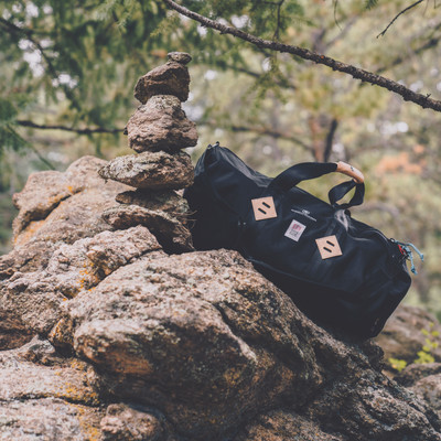 Topo Designs + Brooklyn Boulders Duffel Bag