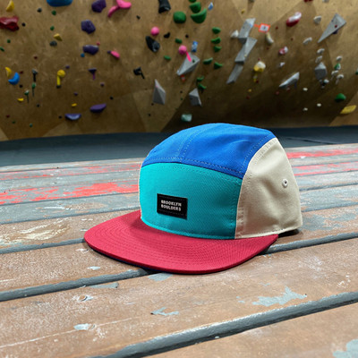 5-Panel Colorblock Hat