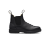 Side View Blundstone 610 Black Premium Leather Lined Boot (610)
