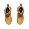 Top View Blundstone 992 Wheat Premium Nubuck Lace Up Steel Cap Safety Boot (Blundstone 992)