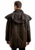 Hood View Thomas Cook High Country Professional Oilskin Short Coat (TCP1731408)