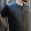 Johnny Reb Savage River Leather Vest