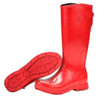 Muck Boots Bergen Tall Women's Rain Boots in Red (SWBT-600)