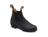 Blundstone 1671 Women's Casual Heeled Leather Boots in Black (1671)