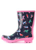 Inner View Thomas Cook Kids Circus Horse Rubber Gumboots (T9W58022)