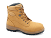 Blundstone 144 Steel Cap Safety Boots in Wheat (144)