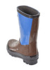 Rear View Thomas Cook Kids Cowboy Rubber Gumboots (TOW78055)