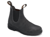 Blundstone 1910 Premium Waxed Steel Grey Suede Leather Boots (1910)