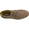 Top View Florsheim Supacush Plain Toe Chukka Boot in Khaki Crazyhorse Leather (161149-340)