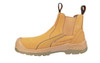 Inner View Puma Safety Boots Scuff Caps Tanami Wheat 630377 with Composite Toe Cap (630377)