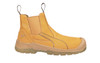 Outer View Puma Safety Boots Scuff Caps Tanami Wheat 630377 with Composite Toe Cap (630377)