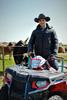 Zipped Pure Western Mens Usher Puffer Jacket with Detachable Hood (P1W1703404)
