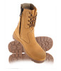 Steel Blue Collie Zip Sided Steel Cap Boot Wheat Nubuk