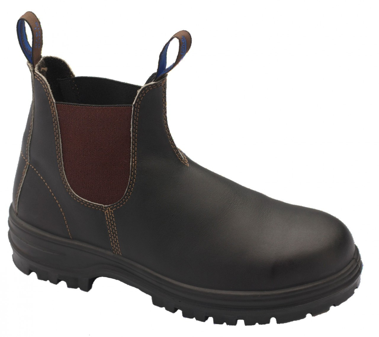 5f80f2f43a Blundstone 140 Steel Cap Safety Work Boots