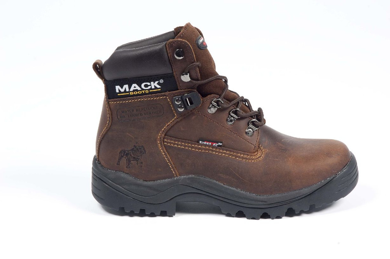 beea21dc4fb Mack Boots Ultra Non Safety Boots Brown