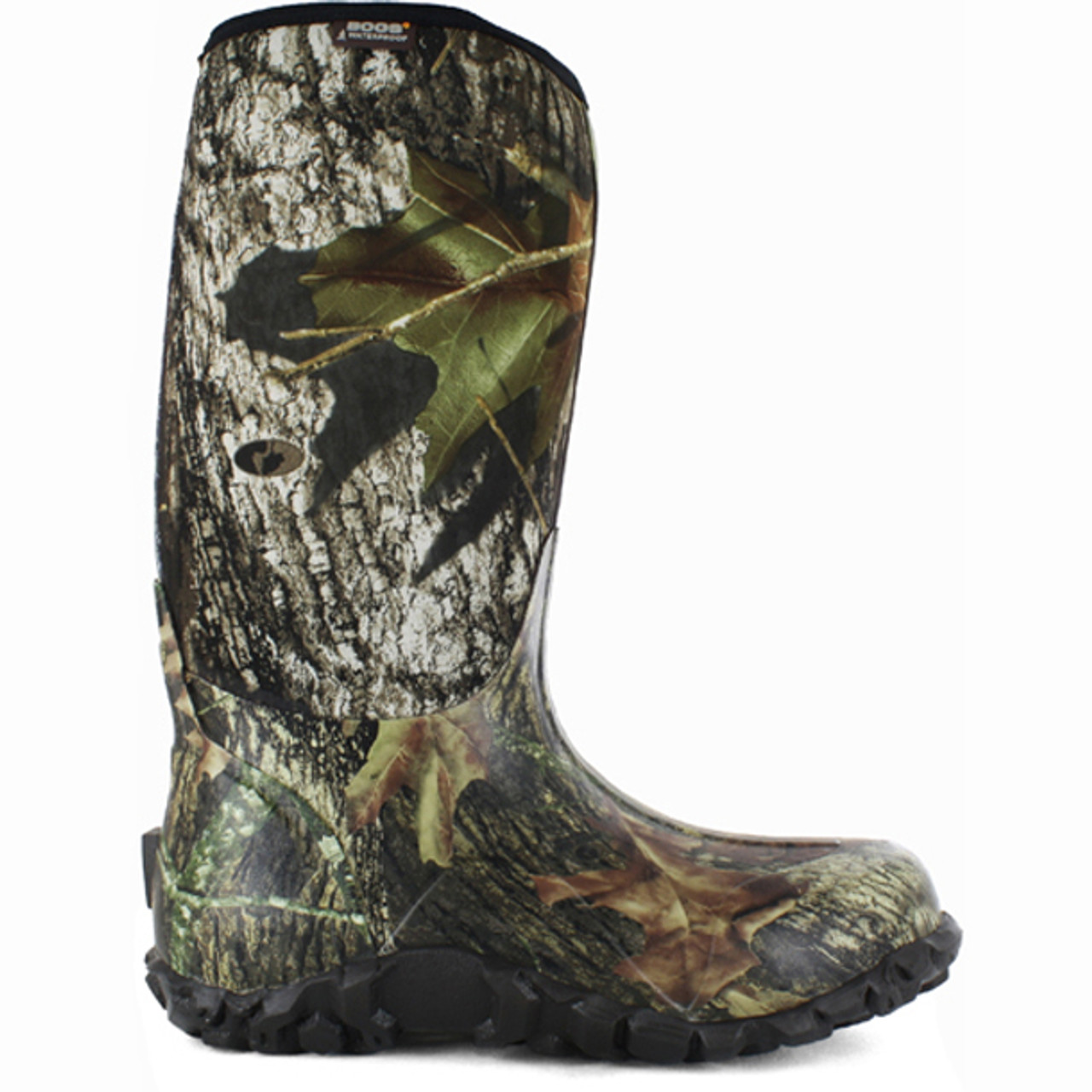 e3623a70aab BOGS Classic High Mens Insulated Waterproof Gumboots in Mossy Oak