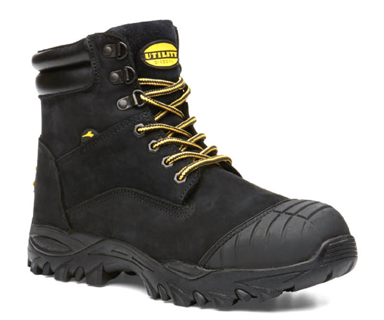 eb15e334 Diadora Craze - Kevlar Insole Water Resistant Leather Safety Boots ...