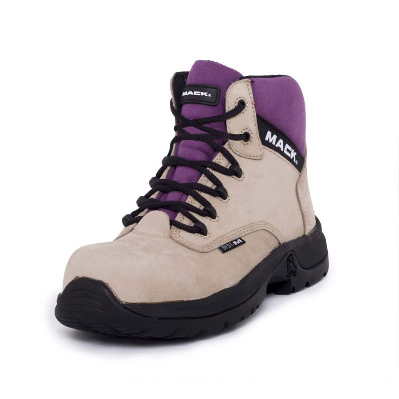 6a49b55e5a6 Mack Boots Axel Womens Metal Free Electrical Hazard Safety Boots ...