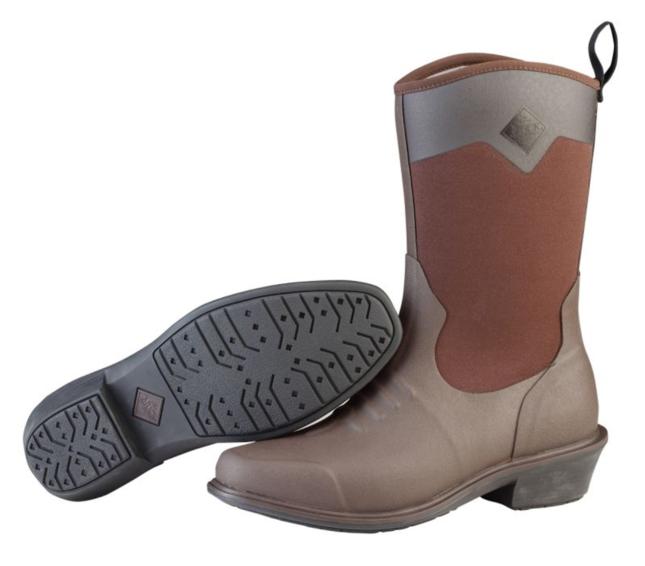 Would you wear a pair of $160 suede boots in this muck? The
