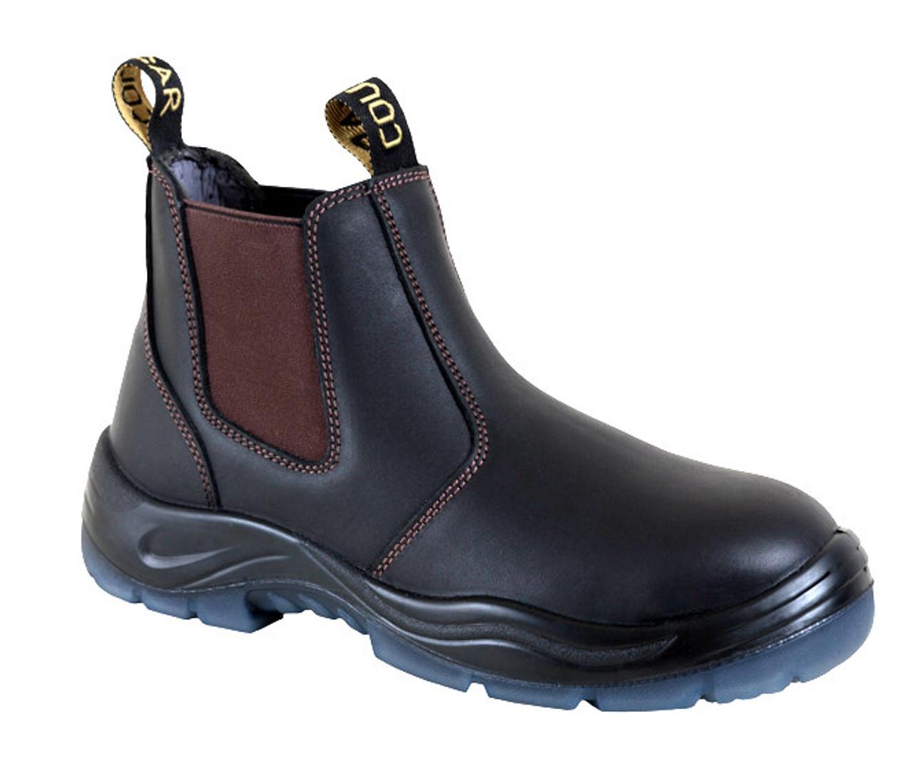 0cbeca1bc55 Cougar Jersey Elastic Sided Work Boots with Steel Cap - Koolstuff ...