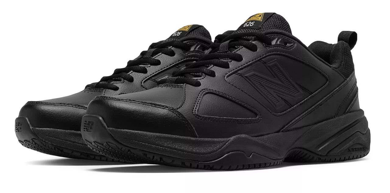 outstanding features purchase newest new release New Balance Mens 626V2 Slip Resistant Hospitality Work Shoes ...