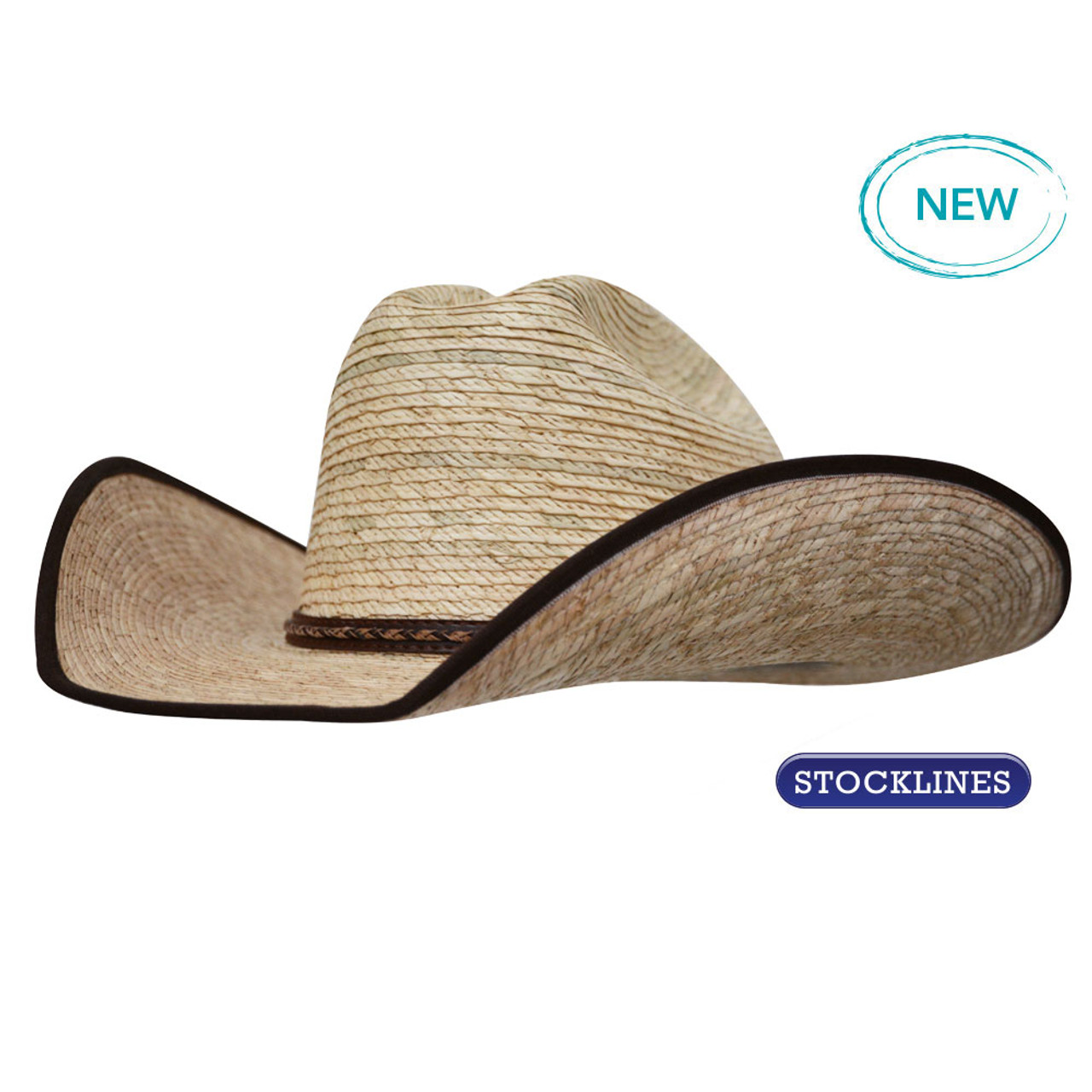 Wrangler Western Dirk Hat in Natural Colour - Koolstuff Australia 84eb04a57e1b