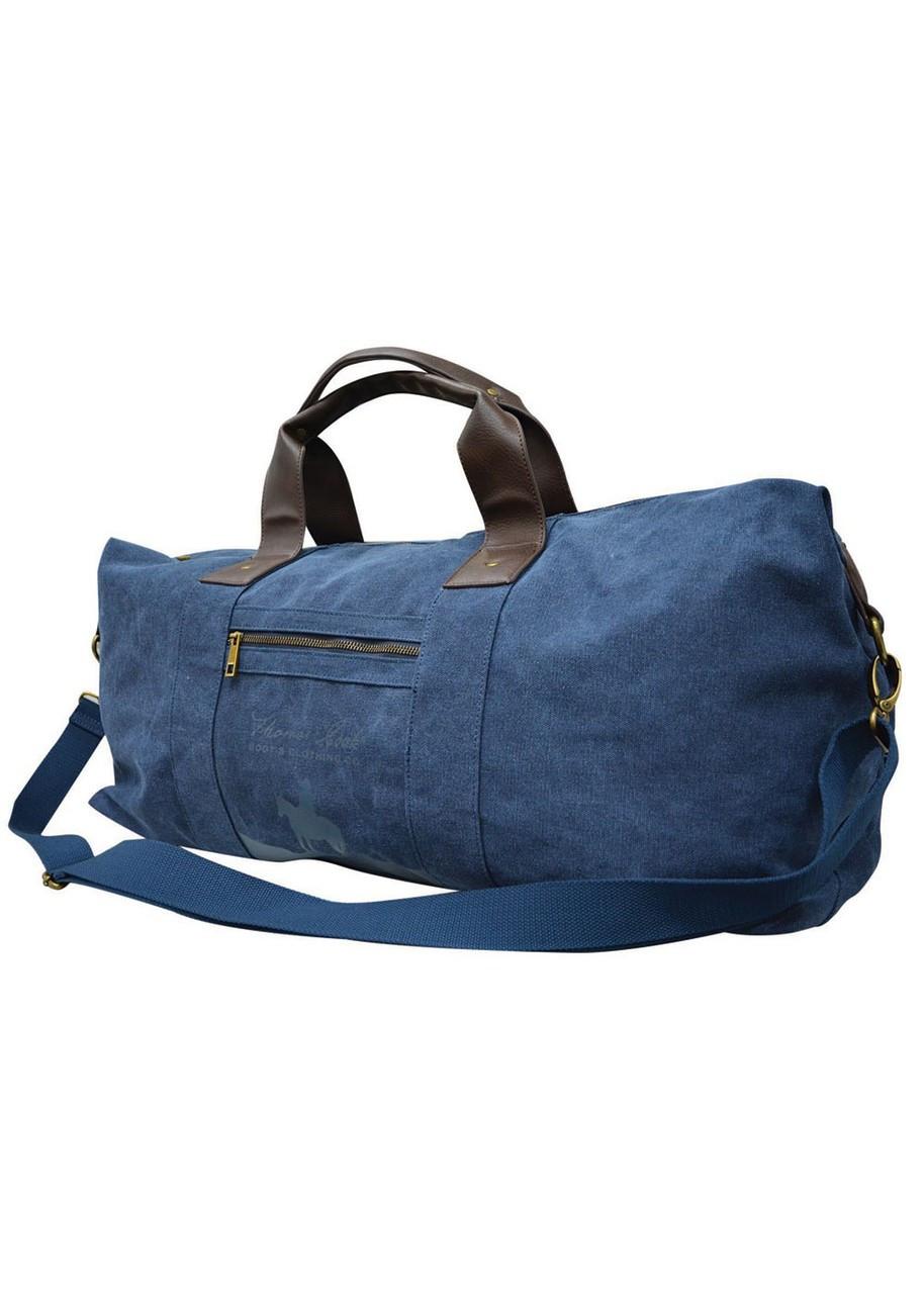 9668574615 Thomas Cook Heavy Duty Canvas Duffle Bag in Dark Navy (TCP1906097 Nvy)