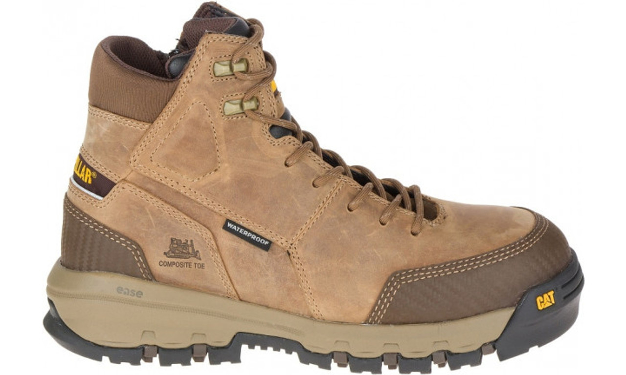 e07e4de325e Cat Boots Device, Waterproof, Zip Sided, Composite Toe Safety Boots ...