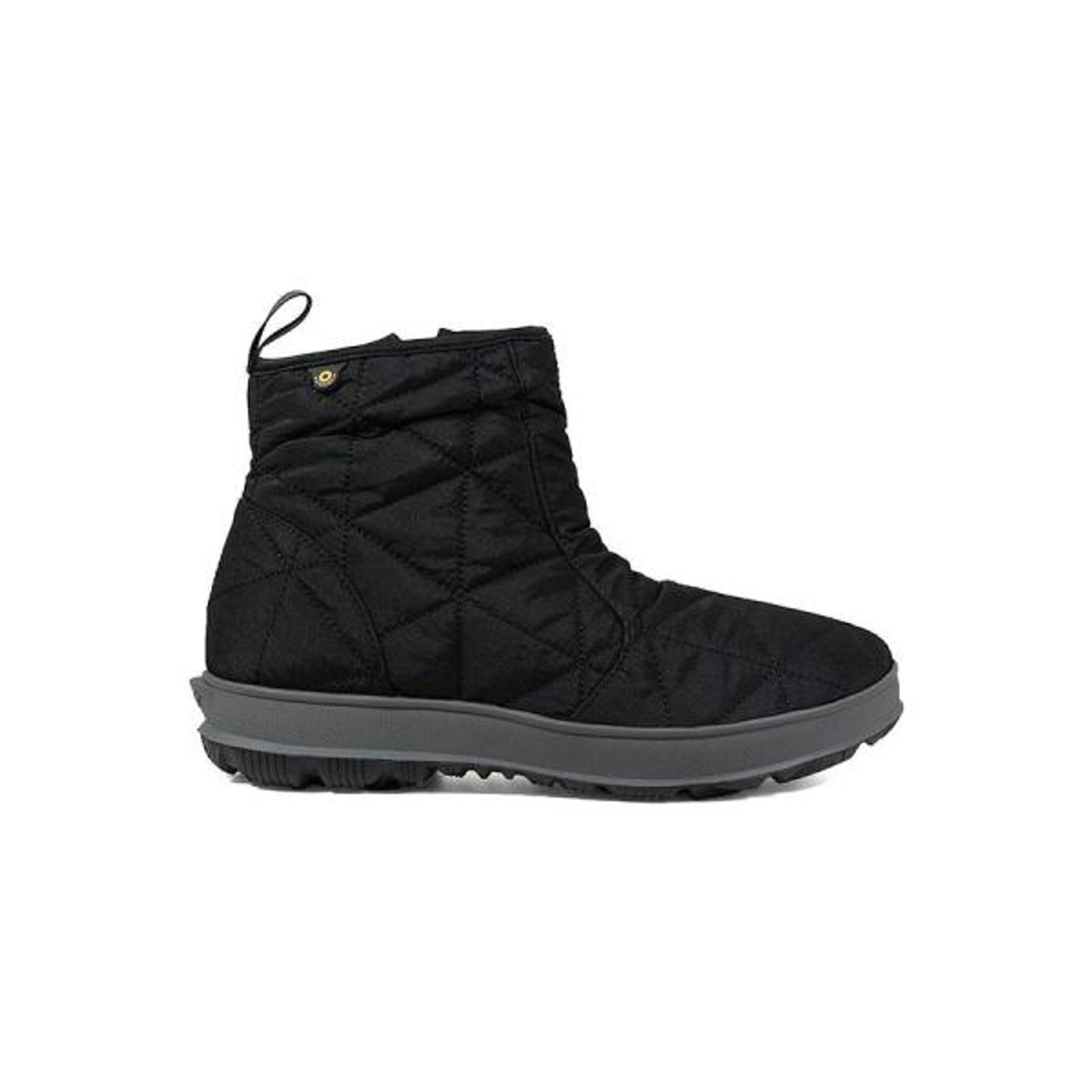 5f20256985b BOGS Snowday Low Women's Insulated Waterproof Winter Boots in Black ...