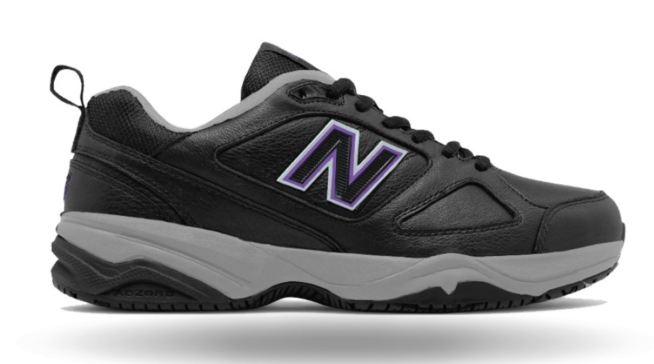 8d883b2107 New Balance Womens 627 Slip Resistant Steel Toe Safety Work Shoes ...