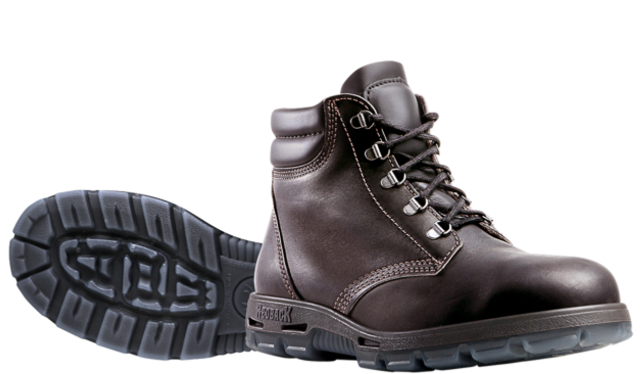 bd0adb49707 Redback Alpine, Steel Toe, Lace Up Claret Oil Kip Work Boots ...