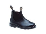 Kids Blundstone are back in black.
