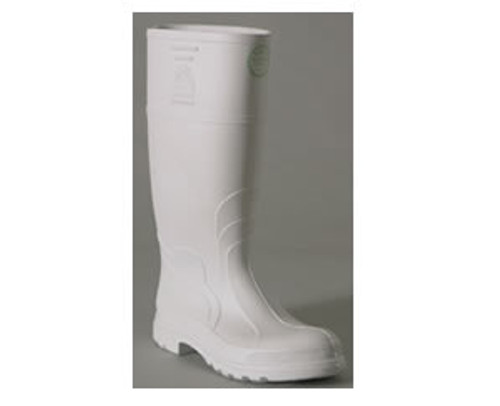 Bata Utility White-White 400mm Safety Steel Toe Gumboots