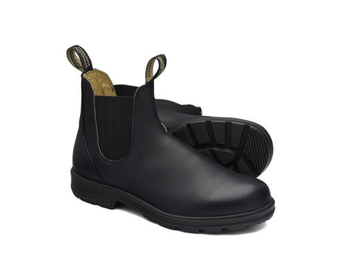 Blundstone 610 Black Premium Leather Lined Boot (610)