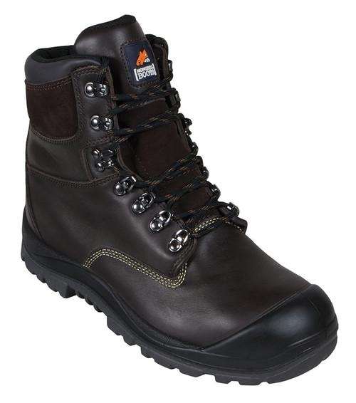9c99bac24c9 Mongrel Boots 545030 Oil Kip Heat Resistant Nitrile Pull On Steel ...