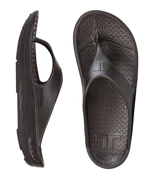 908421b9bd3 Telic Thongs - Flip Flops Midnight Black - Koolstuff Australia